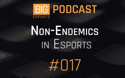 #017 – Non-Endemics in Esports with Scott Russell (HOYTS Esports) and Matt Jones (OVO)