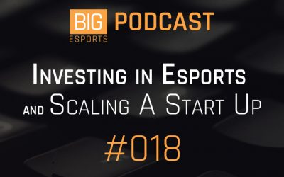 #018 – Investing In Esports and Scaling A Start Up (with Gerry Sakkas, CEO of PlaySide Studios)