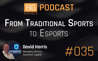 #035 – From Traditional Sports to Esports