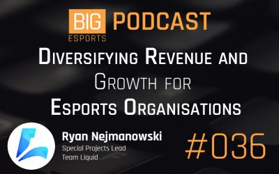 #036 – Diversifying Revenue and Growth for Esports Organisations