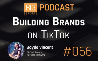#066 – Building Brands on TikTok with Jayde Vincent – 1.2M Followers