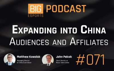 #071 – Expanding into China, Audiences and Affiliates with Matthew Kowalak and John Pelcak