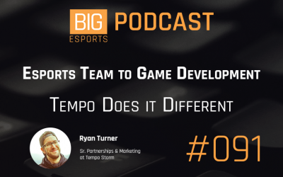 #91 – Esports Team to Game Development. Tempo Does it Different – With Ryan Turner – Sr. Partnerships & Marketing at Tempo Storm